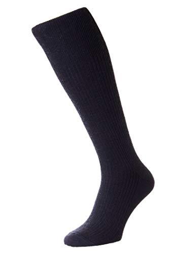 HDUK Mens Socks Herren Socken Gr. UK 11-13 EU 45-47, Schwarz