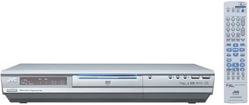 JVC DRM10S DVD Recorder/Player