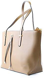 Lenz Bucket Bag For Women, Brown, AM19-B132