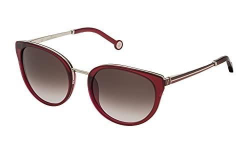 Carolina Herrera Unisex gafas de sol SHE120, 0AFD, 54