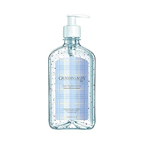Gel Higienizante 70% Blue 500Ml, GIOVANNA BABY, Azul