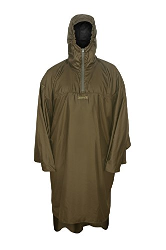Paramo Directional Clothing Systems Poncho Windproof Light, Uomo