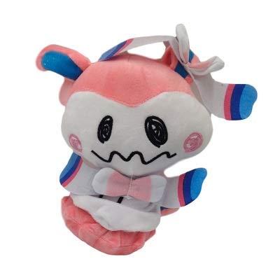 Wuawtyli Pokemon 13cm Charmander Plush Toys Stuffed Toys Movie Charmander Anime Dolls Japan Birthday for Kids (Color : Chocolate)