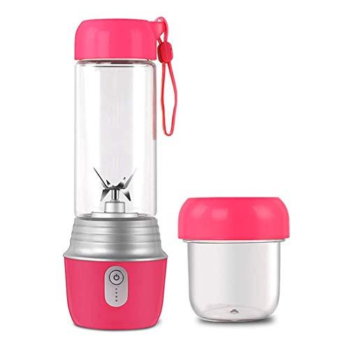 Licuadoras Pequeñas Juicer Cup Flavor Fresh Vacuum Mezclador de Frutas Frescas Y Licuadora con Botella Portátil Eléctrica Cítrico Hielo Triturado, O&YQ
