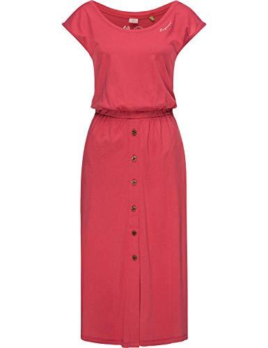 Ragwear dames jurk jurk jurk zomerjurk strandjurk jerseyjurk vrijetijdsjurk Kraska Organic XS-XL