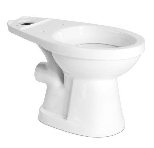 Saniflo Saniflo 087 Elongated Toilet Bowl only (1.28 GPF) For SANIFLO Macerator Systems White