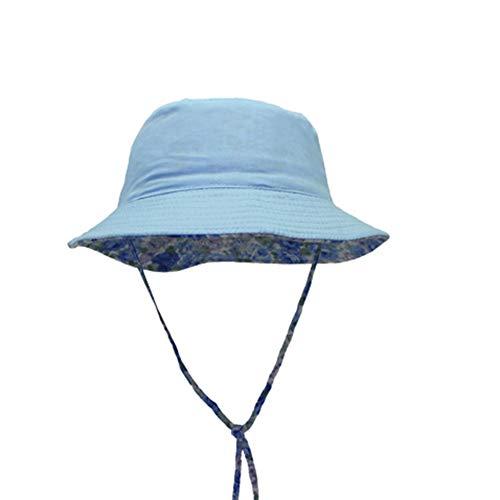Lxfmz Sombrero para el Sol Sombrero de protección Solar UV de ala Anc