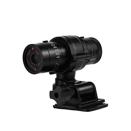 Mini-F9-Kamera, VBESTLIFEFull HD 1080 P wasserdichte Mini Sport DV Kamera Fahrrad Motorrad Helm Action DVR Video Cam Perfekt Verschiedene Arten extremer Abenteuer im Freien
