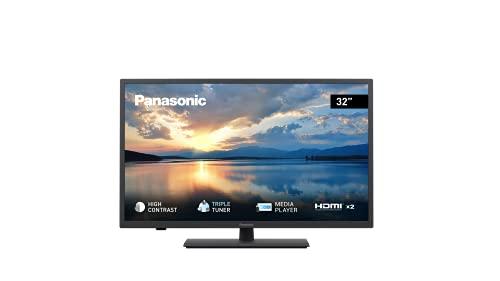 Panasonic TX-32GW324 Fernseher (LED TV 32 Zoll / 80 cm, HD Triple Tuner, Media Player, HDMI, USB) [Energieklasse G]