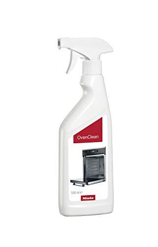 Miele 10162230 OvenClean Backofenreiniger / 500 ml / Ultrastarke Fettlösekraft ohne störende Geruchsbildung / Mühelose Reinigung dank gelartiger Konsistenz