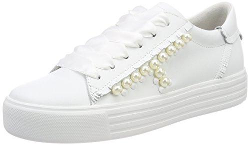 Kennel und Schmenger Damen Up Sneaker, Weiß (Bianco/Pearl Sohle Weiß), 39 EU (6 UK)