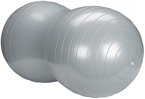 Avento Unisex 41WJ Peanut Gymnastikball, Silber, Größe 50