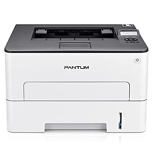 P3018DW P3018DW - Impresora láser de oficina (impresión a doble cara automática), color negro y blanco