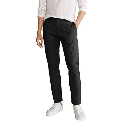 Girogama Pantaloni Chino Uomo Cotone Stretch Leggero Slim Fit 8251