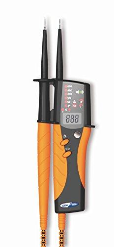 HT-Instruments digitale spanningstester, CAT IV 600V, HT8