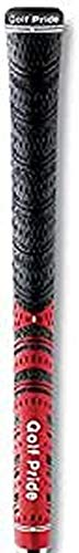 Masters Golf Pride Decade Grip multicomposants Noir/rouge/blanc