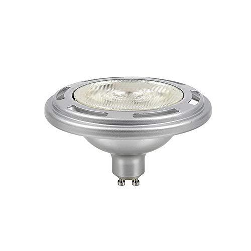 LED Reflektorlampe LUXAR ES111, 230V, Ø 11.1cm / L 6.5cm, GU10, 11.5W 3000K 1200lm 25°, dimmbar