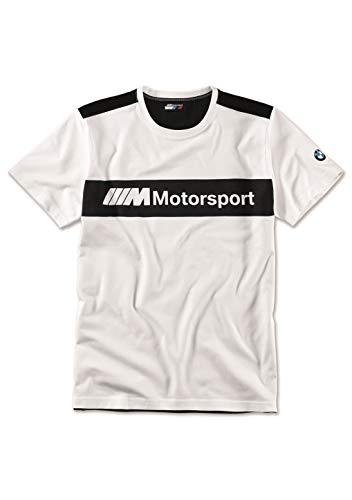 BMW M Motorsport T-Shirt Herren Logo (S)