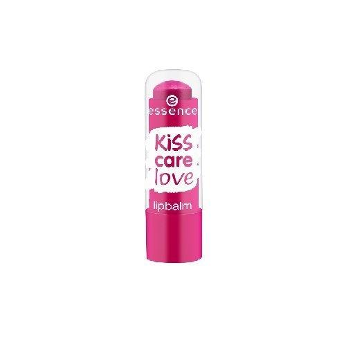 Essence Kiss care love Baume soin des lèvres pour des lèvres douces et brillantes, n°07 Fruity Beauty, 4 g, 0.14 oz.