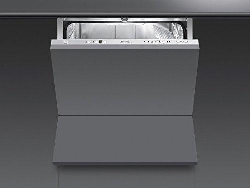 Smeg STC75 60cm Vollintegrierbarer Kompakt-Spüler