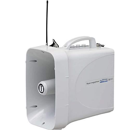 UNI-PEX ユニペックス 防滴スーパーワイヤレスメガホン(チューナー無し) TWB-300N