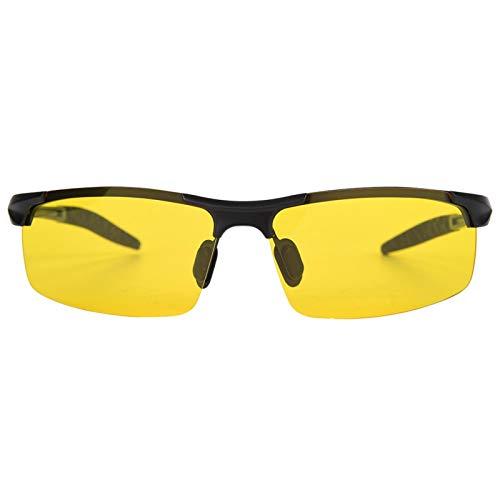 01 Gafas De Sol, Gafas Antideslumbrantes Que Mejoran La Visión Nocturna, Ligeras, Más Seguras, Nitidez Visual para Andar En Bicicleta, para Correr, para Pescar