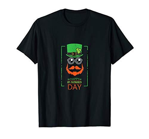 St. Patricks Day Steam Punk Bier Kobold Leprechaun Happy T-Shirt