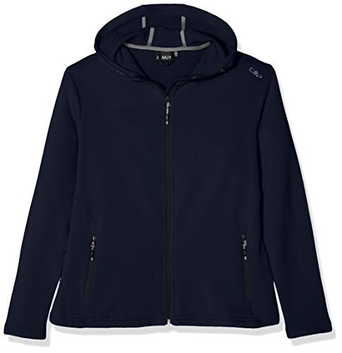 CMP Damen Fleecejacke Jacke, B.Blue/Ice, 42