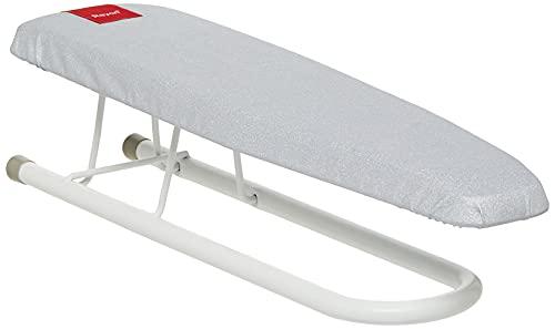 Rayen Maniche di Ferro | con Sistema Anti-Chiusura | Pannello Perforato e Pieghevole | Dimensioni: 52 x 11 cm, Bianco