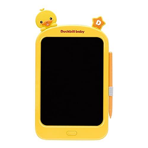 Auplew Tableta LCD LCDWriting Tablet una llave para borrar, tabla de colorear ultradelgada y portátil, regalo para niños, tableta gráfica sin papel