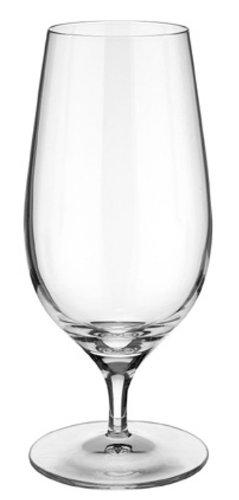 Villeroy & Boch Purismo Bicchiere Birra, Vetro Cristallo, Trasparente, 17.5 x 16.2 x 18.7 cm