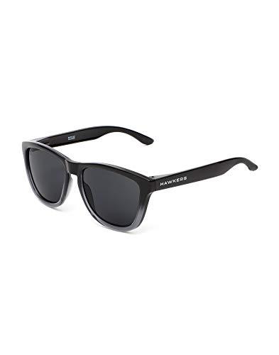 HAWKERS Gafas de sol, Negro degradado, One Size Unisex Adulto