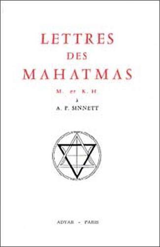 Mahatmas-en letrak