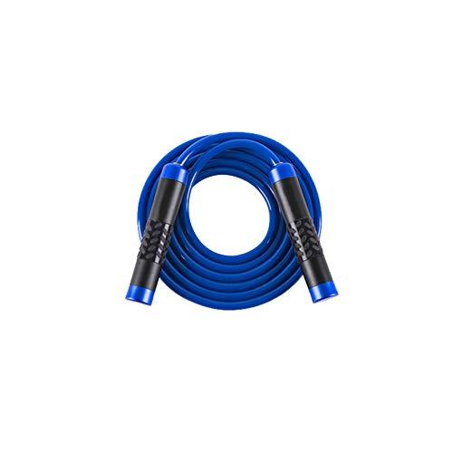 Shmtfa Muletas Ligeras para Ancianos BastóN TelescóPico Plegable De AleacióN De Aluminio con Patas De Goma Antideslizantes para Ancianos Discapacitados De 1,50-1,85 M(Azul)
