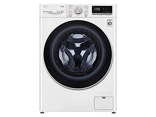 LG F4WV512P0 Waschmaschine Weiß