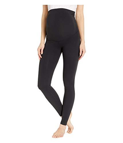 Beyond Yoga Women's Maternity Empire Waisted Long Leggings Jet Black Medium 27.5