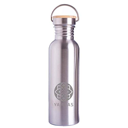 Yamkas Stainless Steel Bottle (500ml)