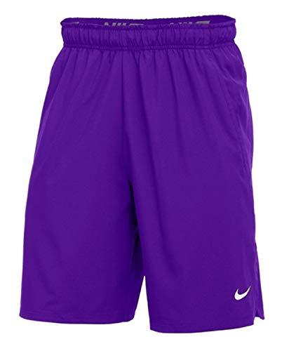 Nike Flex Woven Short 2.0, Purple/White, Large