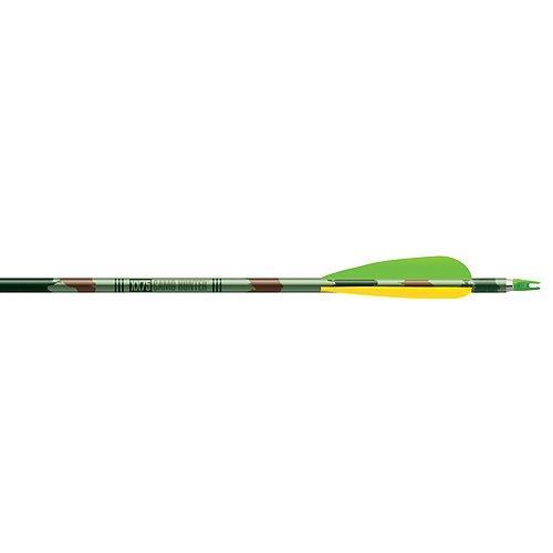 Easton Camo Hunter XX75 Factory 4-Inch Vanes (6-Pack)
