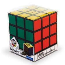 Espacio Gadget Hucha Cubo DE Rubik