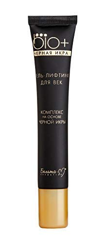 Best creams for face GEL-LIFTING FOR EYELIDS on the basis of black caviar (France)