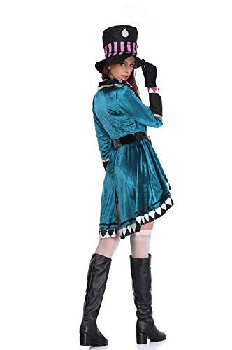 thematys® Alicia en el País de Las Maravillas Damas de sombrerería ...