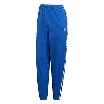 adidas Originals Women's Lock Up Track Pant, Blue Bird, Large