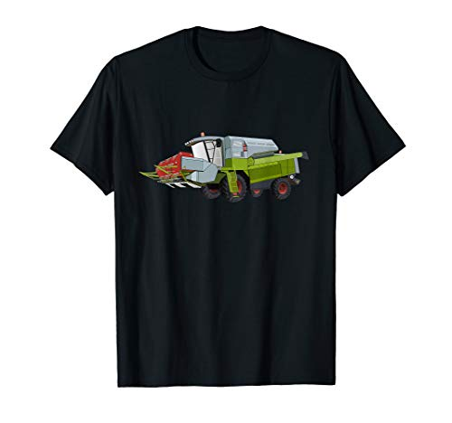 Mähdrescher - Geschenkidee für Bauer T-Shirt