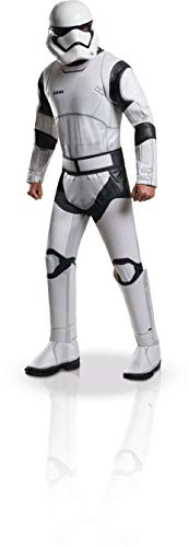 Rubie's-déguisement officiel - Star Wars- Déguisement luxe stormtrooper -Taille Standard- 810672