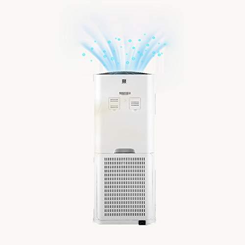 LFLDZ - Purificador de aire doméstico, purificador de aire y filtro HEPA para el hogar, con WiFi, alérgico, intoxicación para mascotas, polvo, asma, humo, bacterias, filtro de aire