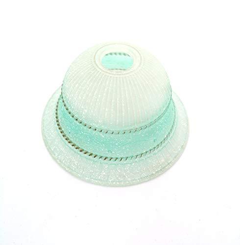 Ilab - Copa de cristal de repuesto para lámparas, apliques, lámparas de...