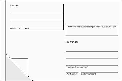 SIGEL AS600 samoprzylepne naklejki adresowe / naklejki na paczkę, do ręcznego opisywania, A6 poziomo, 100 sztuk