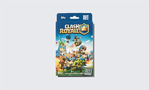 Topps 2018 Clash Royale Trading Cards - 3 Pack Box