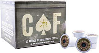 Black Rifle Coffee Rounds (CAF (Medium, 2x Caffeine), 32 Count)